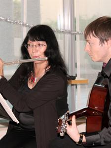 Flute & Acoustic Guitar