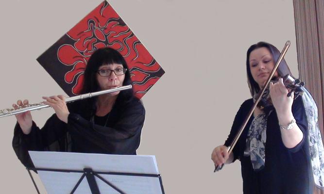 Flutist Violinist Dubai