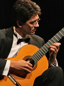 Classical Guitarist Valentin