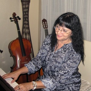 Pianist Tatiana