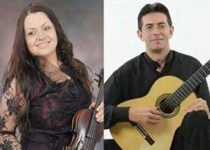 Violin Guitar Duo Dubai