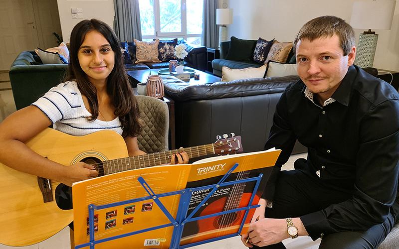 Music Courses Dubai